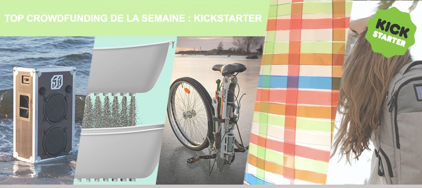 crowdfunding top kickstarter semaine mars