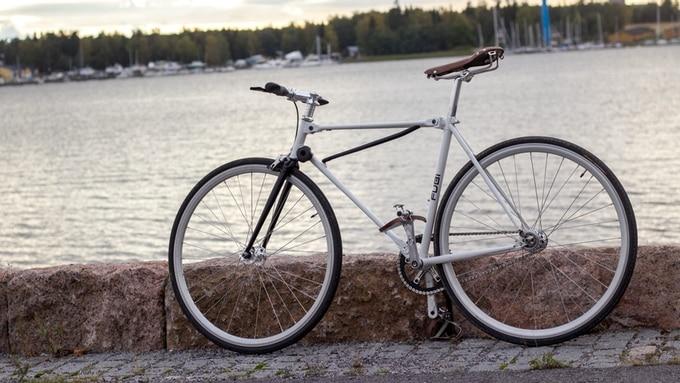 fubi fixie le vélo pliant