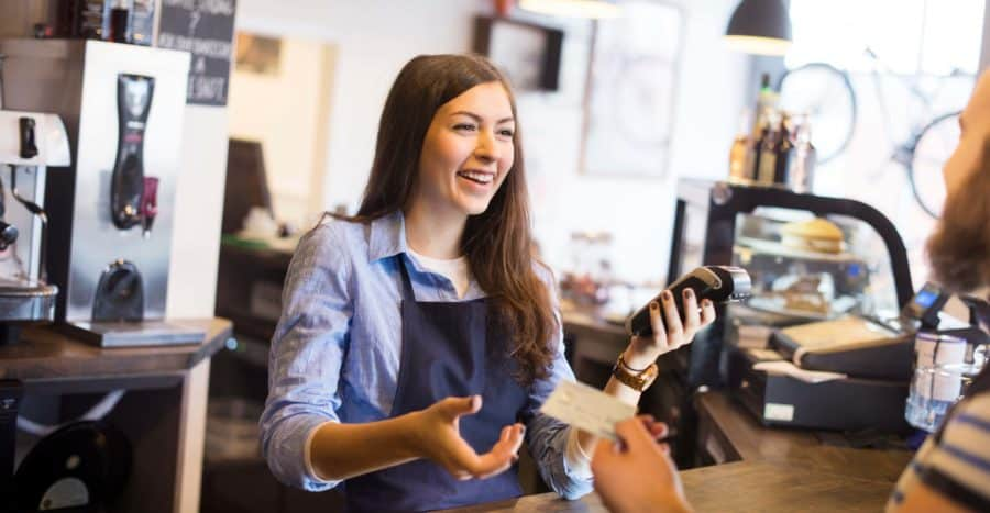 paiement sans contact google hands free