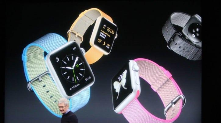 apple keynote apple watch