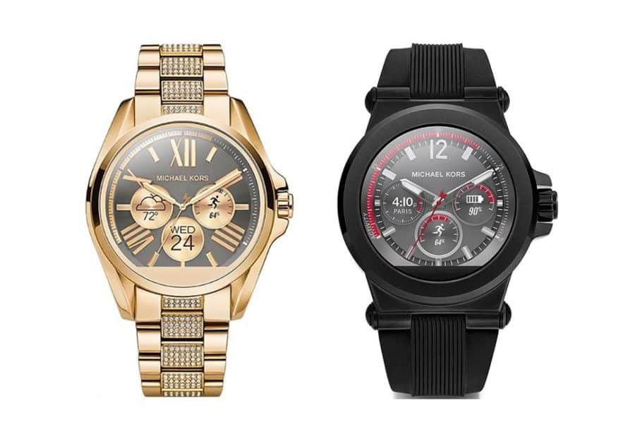 smartwatch Mikael Kors 1