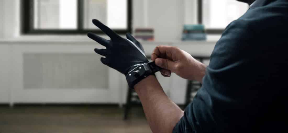 Remidi T8 gants connectes