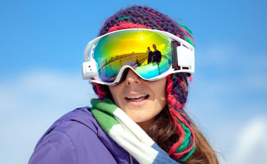 ski connecté rideon