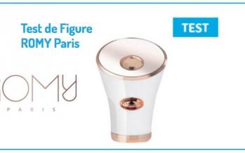 Test de Figure, la cosmétique connectée par ROMY Paris