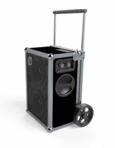 truck soundboks