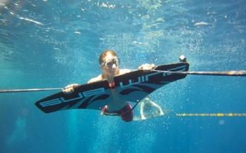 Vidéo du jour : voler sous l'eau, c'est possible ?