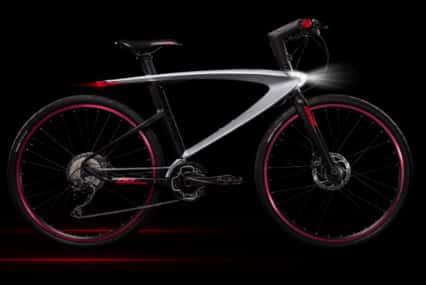 super bike, le vélo connecté 2