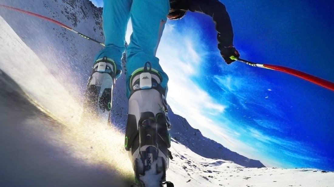 Carv votre cach de ski