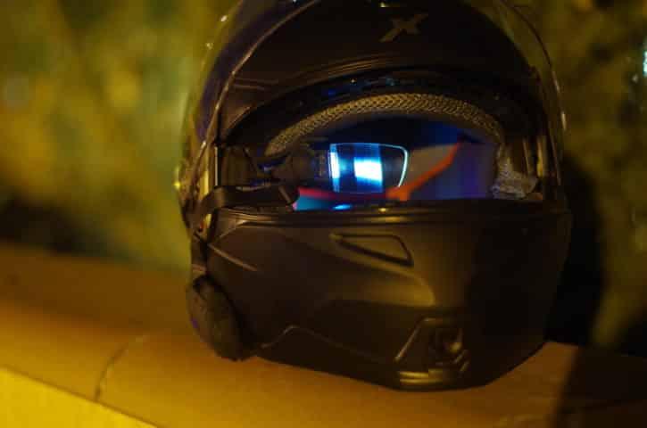 EyeLights et son système GPS