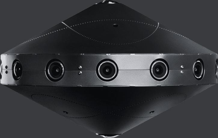 La nouvelle caméra à 360 degrés