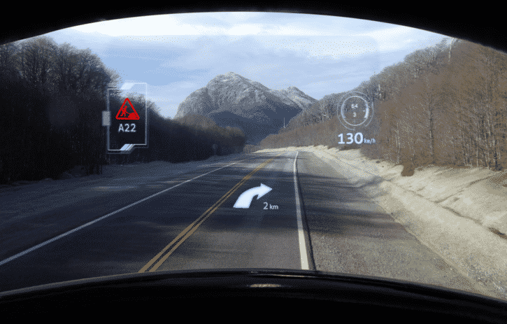Le GPS de EyeLights