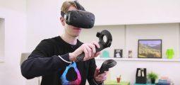 HTC Vive rend possible les appels et SMS en VR