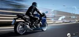 EyeLights, un GPS pour moto qui va changer la façon de conduire