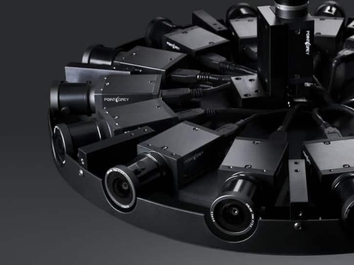 La nouvelle caméra pour réalité virtuelle de Facebook