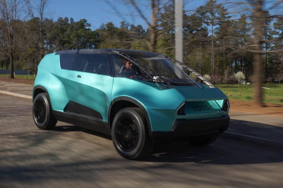 Toyota a confirmé qu'il y aurait un tableau de bord 3D-imprimé dans la génération uBox