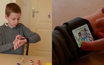 WatcHelp : l'application qui rend les autistes plus autonomes