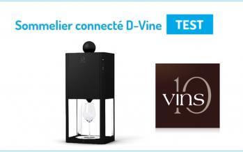 TEST D-Vine : Invitez un œnologue à la maison !