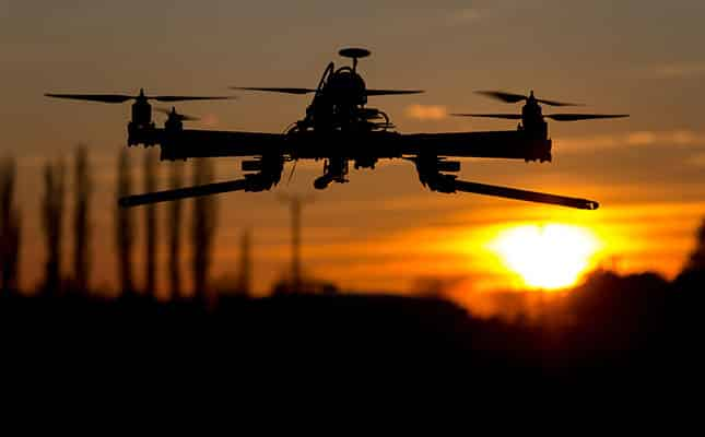 drone armes