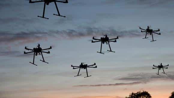 groupes de drones 4