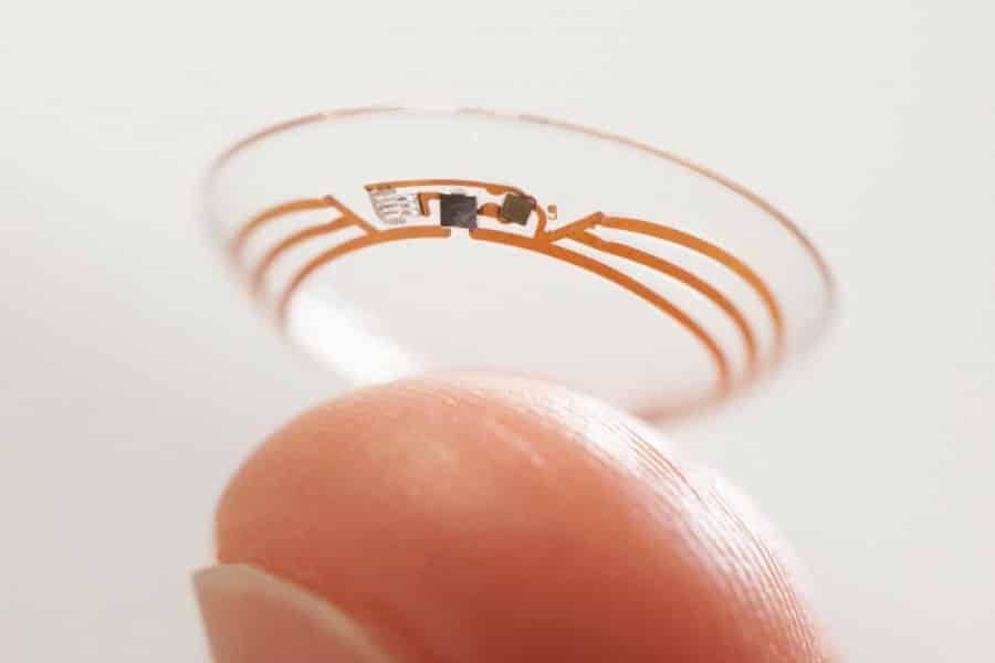 image lentilles de contact intelligentes 2