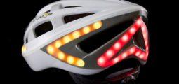 Lumos, le casque connecté pour les cyclistes