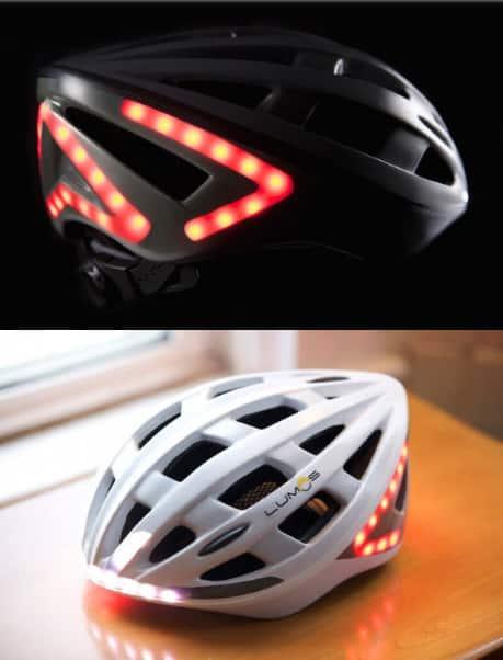 100% authentic release date: fashion Lumos, le casque connecté destiné aux cyclistes
