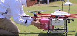 Rakuten lance le premier service de livraison par drone