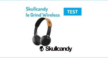 [TEST] Skullcandy Grind Wireless, un casque sans fil passe-partout