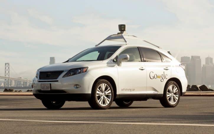 grève voiture autonome