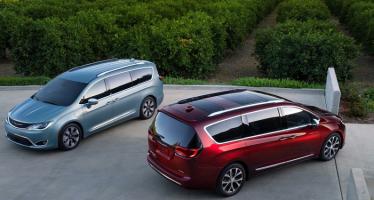 Google s'associe avec Fiat Chrysler pour sortir un mini-van autonome