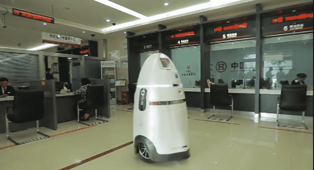 anbot le robot qui oeuvre pour la s curit. Black Bedroom Furniture Sets. Home Design Ideas