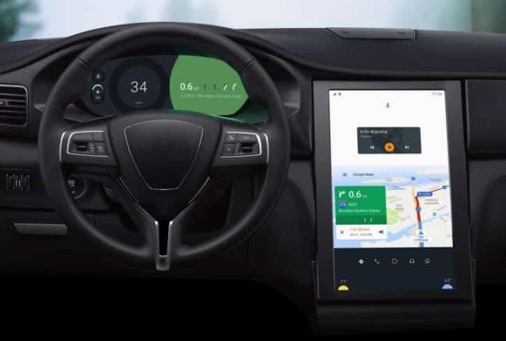Appli Android Auto de Google