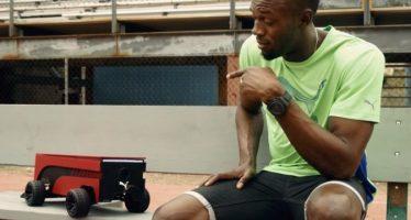 Puma BeatBot : le robot d'entrainement d'Usain Bolt