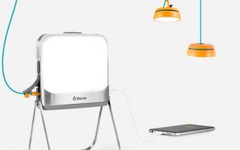 Biolite BaseLantern éclaire votre lanterne… connectée