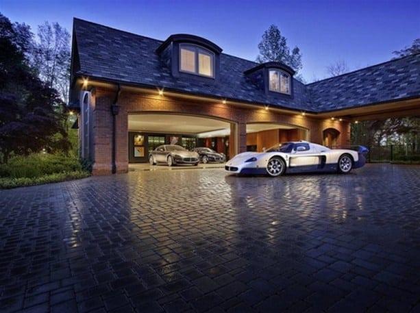 Maison et voiture connectée