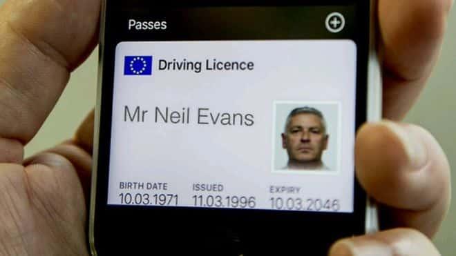 Tweet permis de conduire numérique