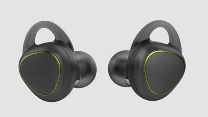 Ecouteurs sans fil Gear Fit 2