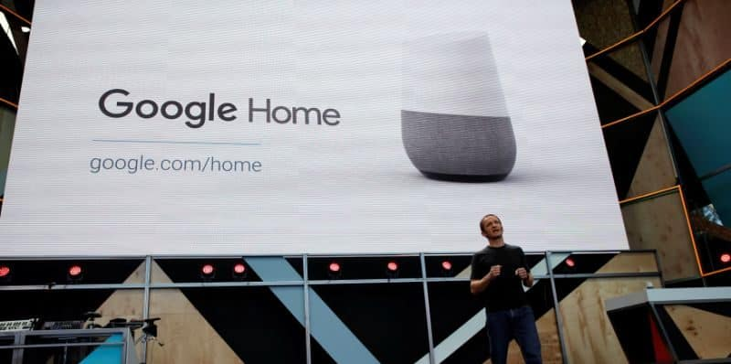 Presentation Google Homme Google IO