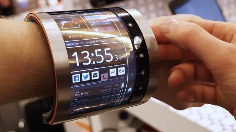 HoloFlex le smartphone flexible