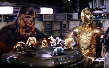 Le HoloChess de Star Wars est presque une réalité