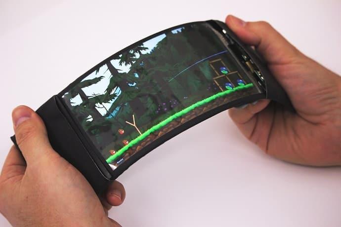 Smartphone HoloFlex