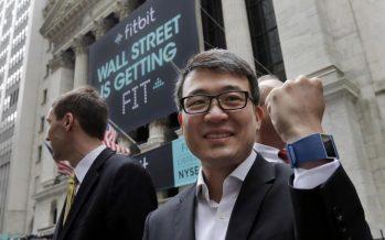 Fitbit pas impressionné par Apple
