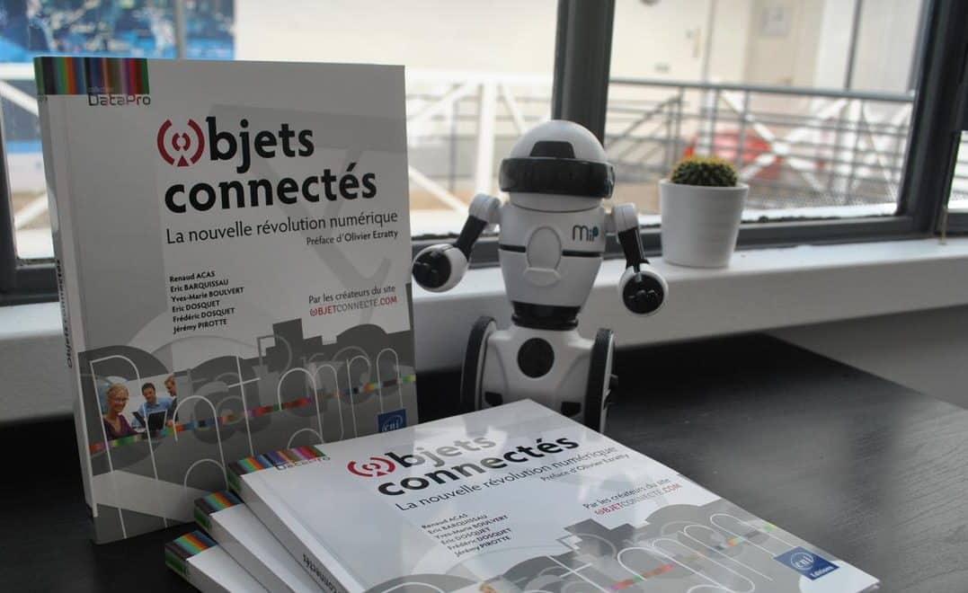 Livre objets connectes
