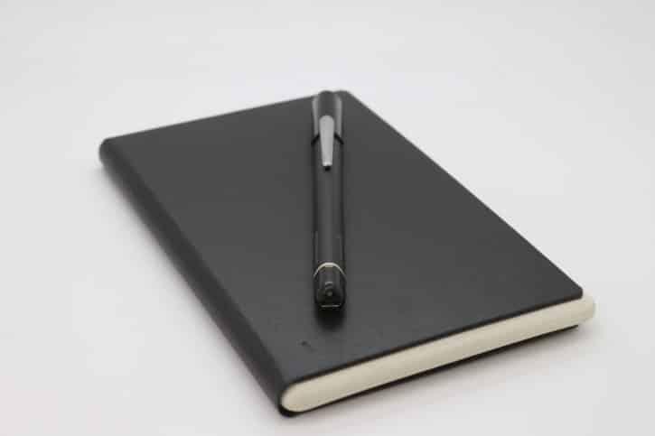 Design Moleskine Smart Writing Set