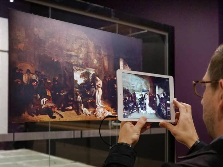 la realite virtuelle dans les musees