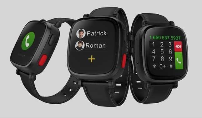 Smartwatch Wherecom s3 grands-parents