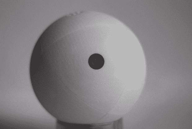 Orbii caméra sécurité connectée sphère