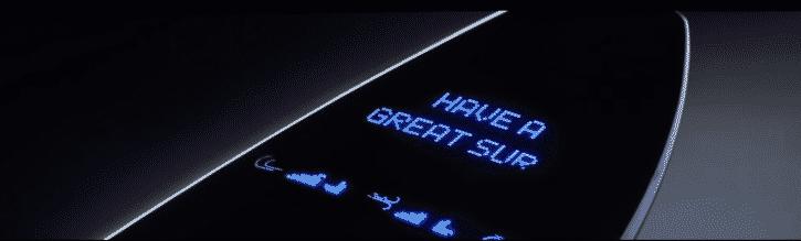 Samsung galaxy surfboard connecté téléphone texto
