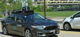 Uber lance sa première voiture autonome
