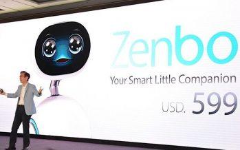 Zenbo : le petit robot à tout faire d'Asus